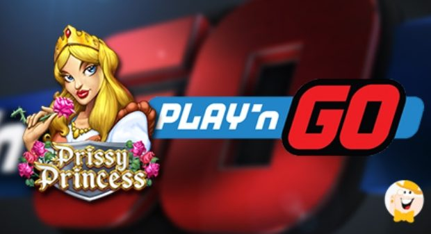 Play'n Go Prissy Princess Slot Machine