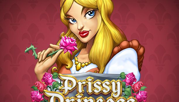 Play'n Go we unveil its new Prissy Princess slot