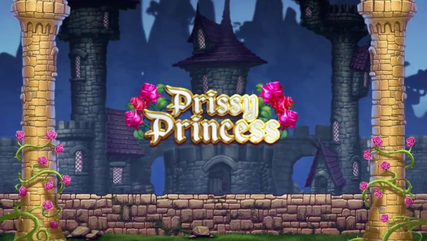 Play'n Go announces the launch of the Prissy Princess slot machine