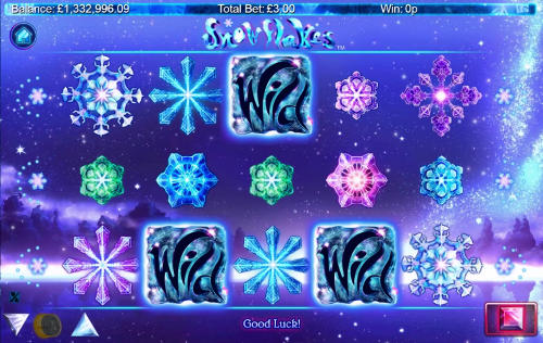 Discover the new NextGen Snowflakes slot machine