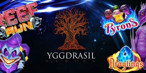 Yggdrasil was awarded the Innovator of the Year 2017