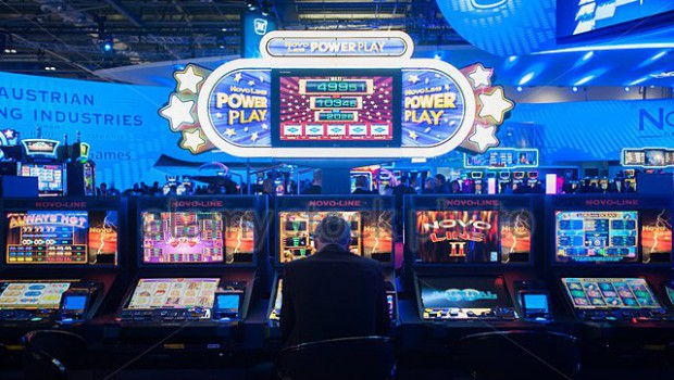 The Aristocrat slot machines that caught our attention at the ICE London 2017