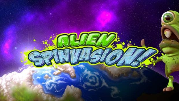 Rival announced the new Alien Spinvasion slot machine