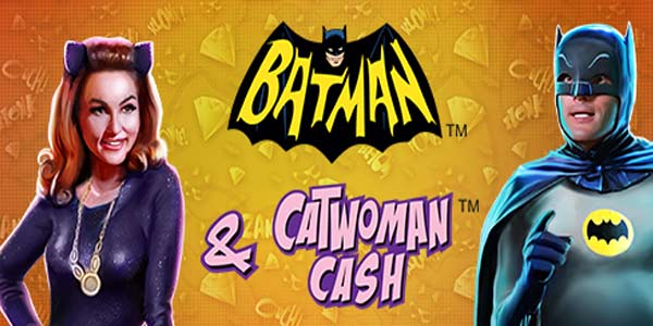 Batman and Catwoman Cash available at Ladbrokes Casino