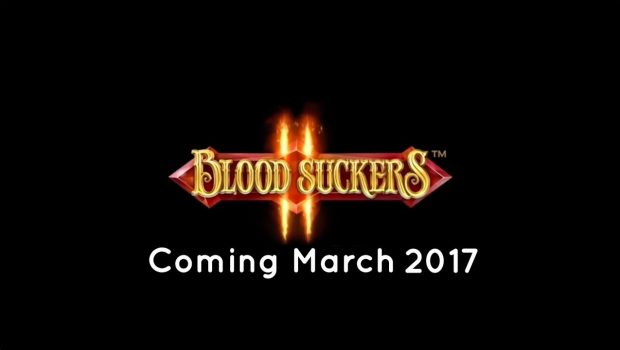 NetEnt's Bloodsuckers II slot machine is already available