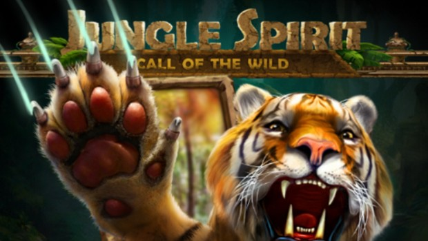 Cash and free spins to win with Jungle Spirit: Call of the Wild ™