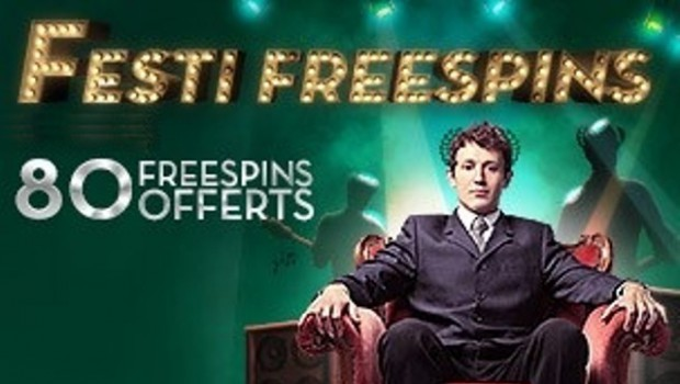 Cresus Casino offers up to 80 free spins this week