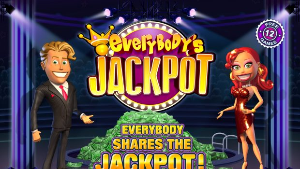 New Everybody's Jackpot slot machine