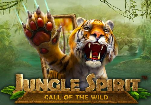 NetEnt Unveils Jungle Spirit Call of the Wild