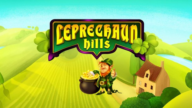 Quickspin Launches New Leprechaun Hills Slot Machine