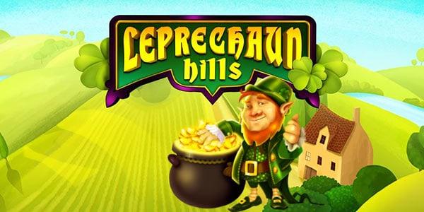 Discover the new Leprechaun Hills slot machine