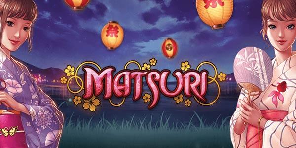 Play'n Go Matsuri slot machine will be available soon