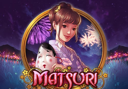 New Matsuri slot machine launched by Play'n Go