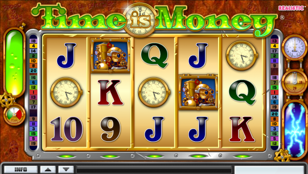 Time is Money Slot Machine Now Available