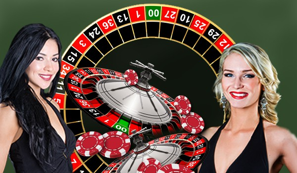 Play roulette live