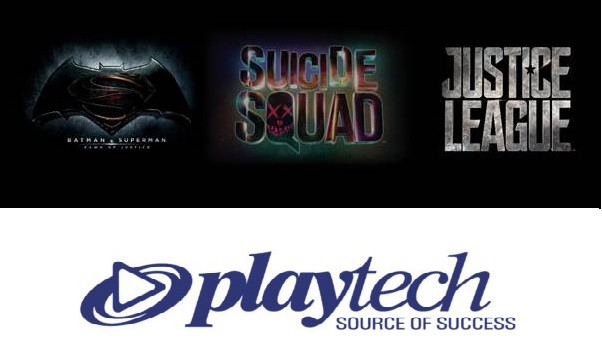 Playtech signs contract with Warner Bros