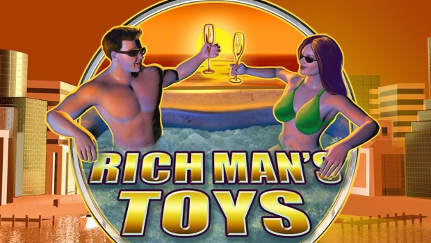 Genesis Gaming has launched the online slot machine Rich Man's Toy