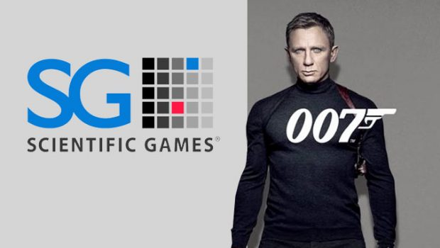 Scientific Games scoops the James Bond license and is preparing to develop casino games on 007