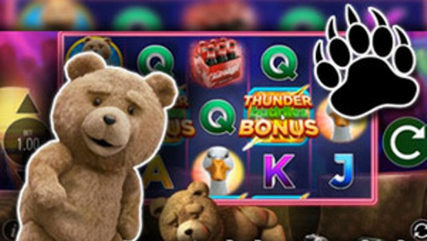New Ted Slot Machine