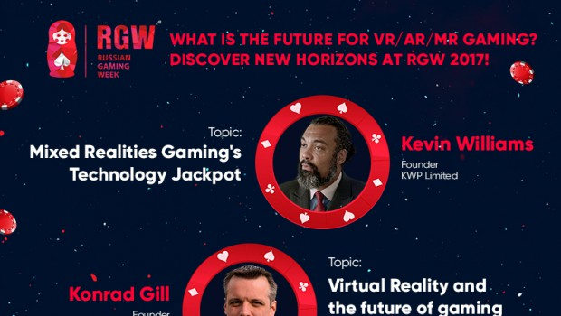 European VR/AR experts will present at Moscow-based Russian Gaming Week