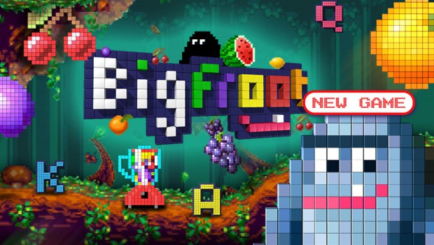 Play the new BigFroot slot machine from Saucify