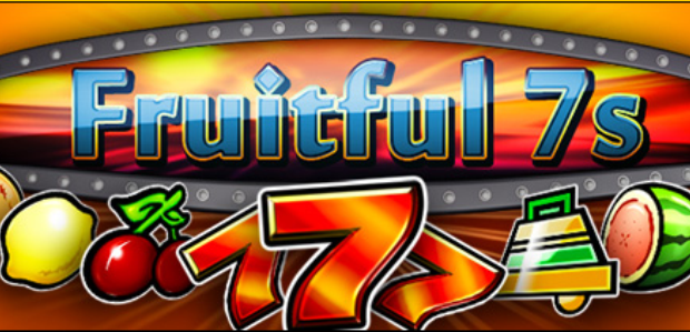 New Fruitful 7s slot available at Slotland Casino