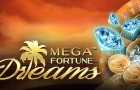 New progressive jackpot at Mega Fortune Dreams for 4.6 € million