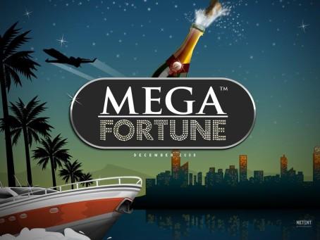 Mega Fortune offers a € 3 million jackpot