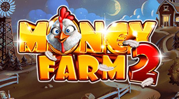 Animals and free spins for the new Money Farm 2 slot machine