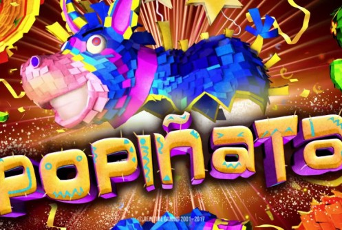 Get ready to enjoy the RTG Popinata Slot Machine