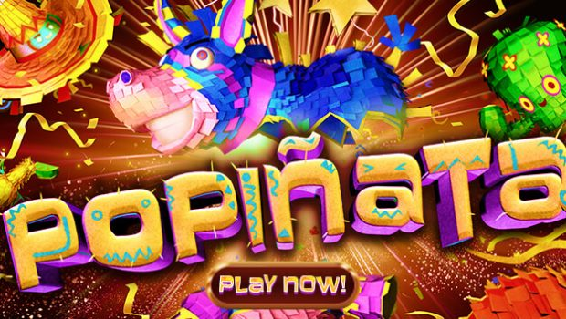 RTG announces the launch of its Popinata slot machine