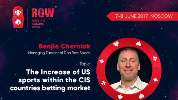 Managing Director of Don Best Sports will speak at RGW 2017