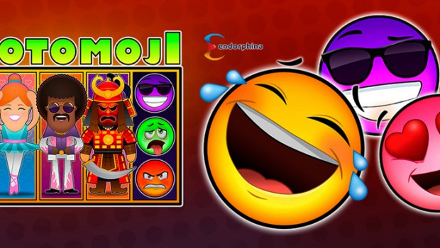 Endorphina Slotomoji Slot Machine Unveiled