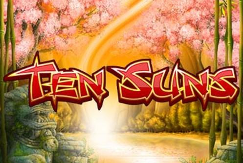 Rival Launches New Ten Suns Slot Machine