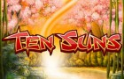 Play the Ten Suns Slot Machine with a No Deposit Bonus