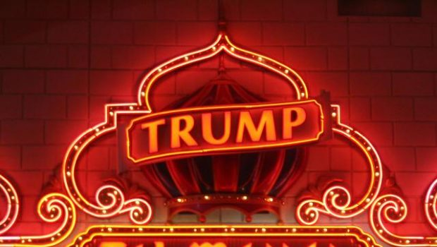 The Trump Taj Mahal is bought and becomes the Hard Rock Atlantic City
