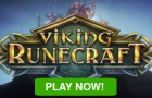 Play'n GO offers a new adventure with the Viking Rune craft slot machine