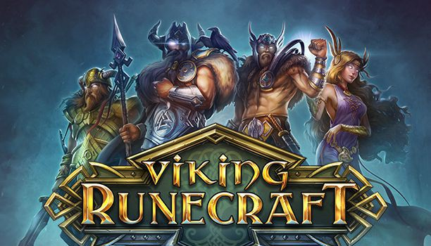 Launch of the Viking Runecraft slot machine for the 27th of April