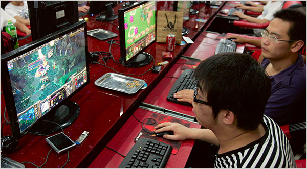 The influence of video games on the live and online gaming market