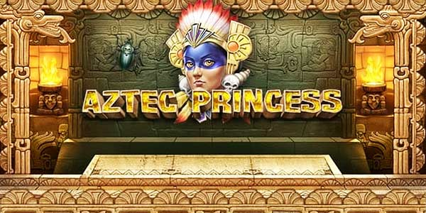 New Play'n Go Aztec Warrior Princess Slot Machine
