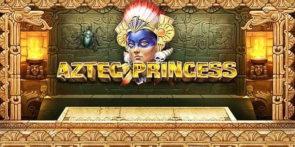 New Play'n Go Aztec Warrior Princess Slot Machine