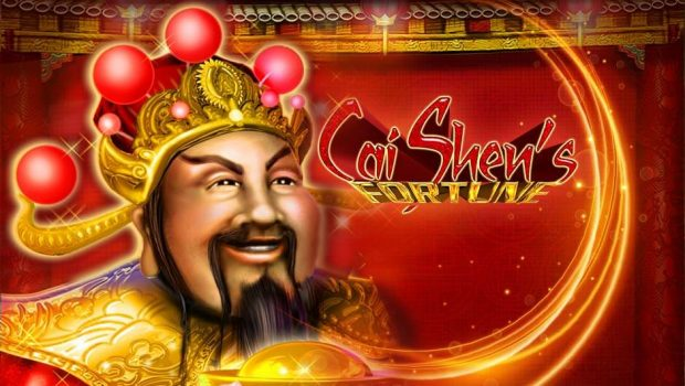 New Cai Shen's Fortune slot machine
