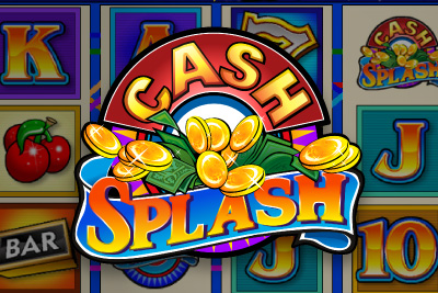 Wild Sultan casino offers Cash Splash from Betsoft