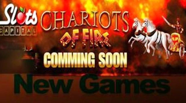 Chariots of Fire, the new Rival Gaming epic scheduled for May 17
