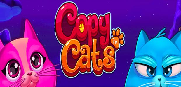 Play NetEnt's new Copy Cats slot machine