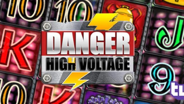 BTG launches Danger High Voltage slot machine