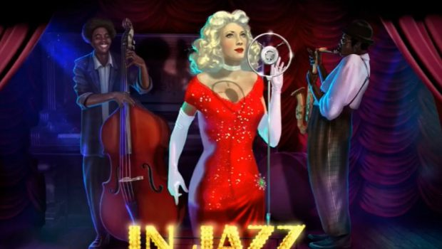 Endorphina announces the release of the new In Jazz slot machine