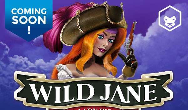 Play the new Wild Jane the Lady Pirate slot machine