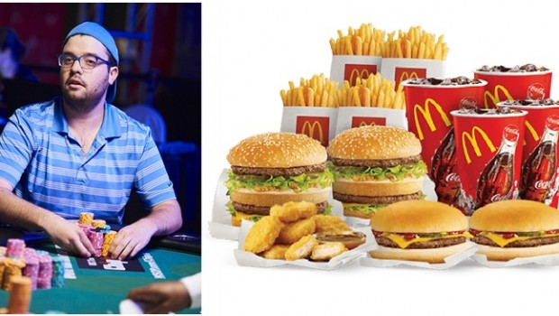 He bets that he can eat $ 1,000 McDonald's in 36h but can he only survive?