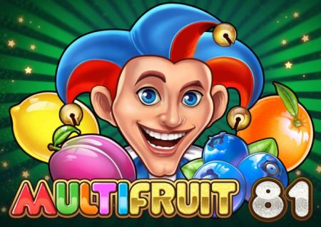 Play'n Multifruit 81 Slot Machine Go ahead